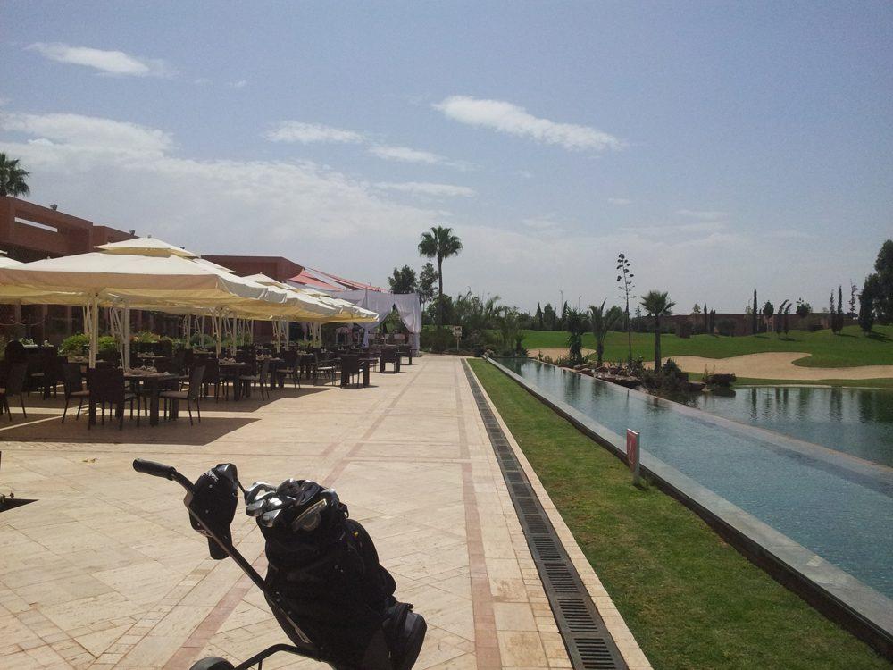 golf et gastronomie à marrakech