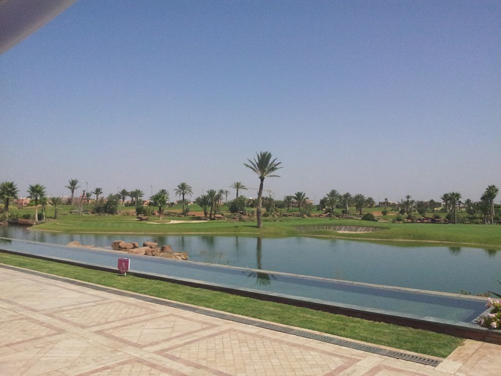 Marrakech, destination classée parmi les meilleures destinations golfiques du monde ?