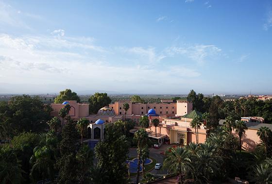 Comment choisir son hôtel à Marrakech?